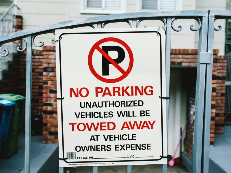Parking Signs Atlanta